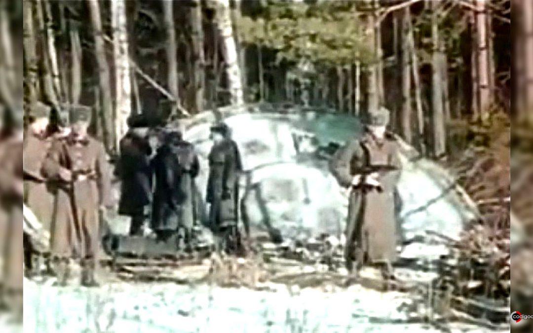 ¿Se estrelló realmente un OVNI en Rusia en 1968? «Archivos Secretos de la KGB» (VÍDEO)