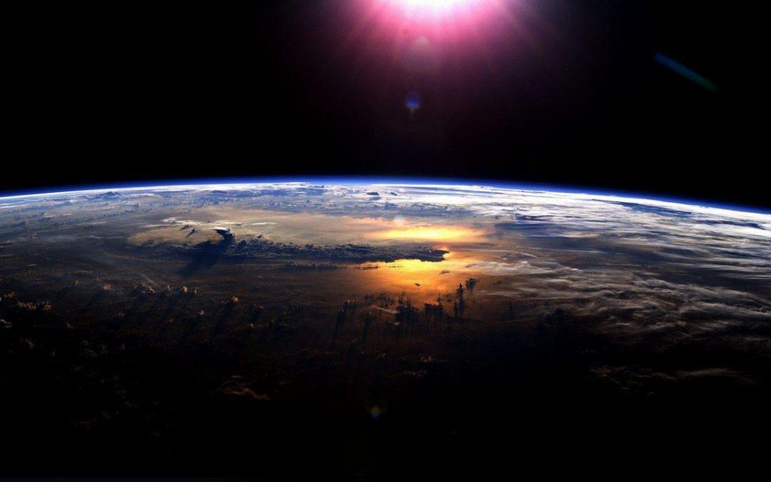 En un futuro, las criaturas de la Tierra se asfixiarán por falta de oxígeno