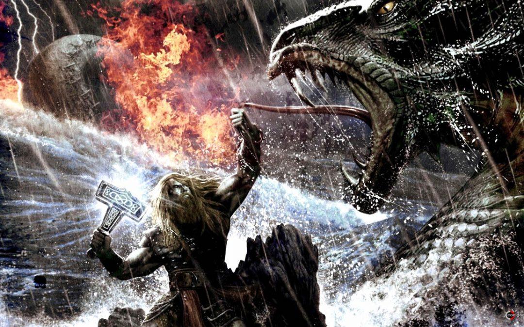 Ragnarök: Batalla de los dioses nórdicos contra el Mal y el «renacimiento» del mundo (VÍDEO)