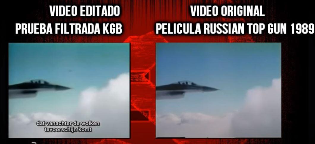 ¿Se estrelló un OVNI en Rusia en 1968?