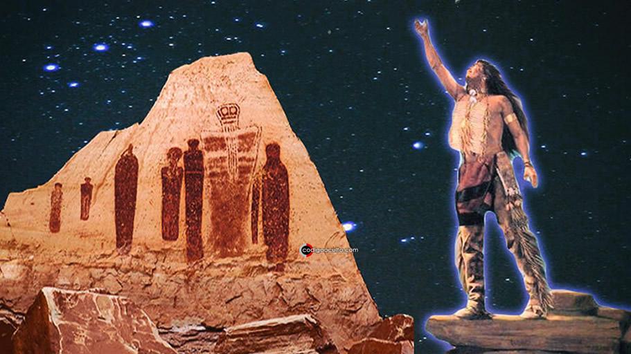 Existe una ancestral conexión entre los nativos americanos y la Gente de las Estrellas