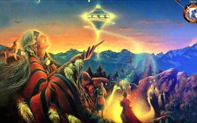 Nativo americano: «Gente de las Estrellas son científicos que exploran nuevos mundos»