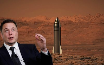 Elon Musk: «mis naves espaciales Starship llegarán a Marte mucho antes de 2030»