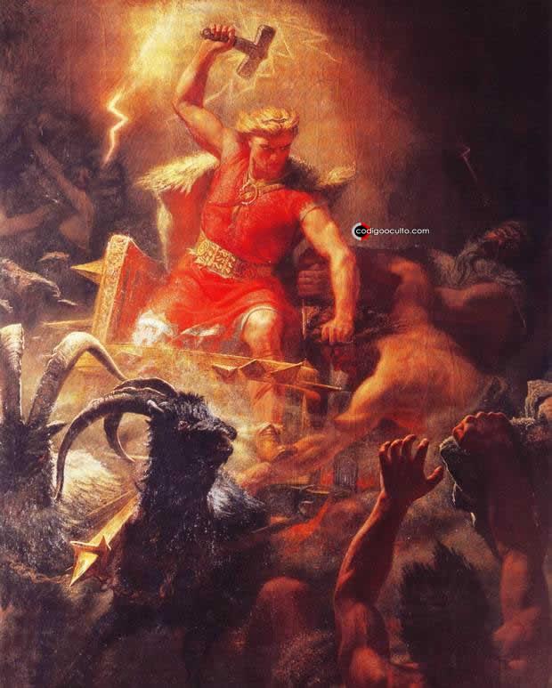 Thor contra los gigantes