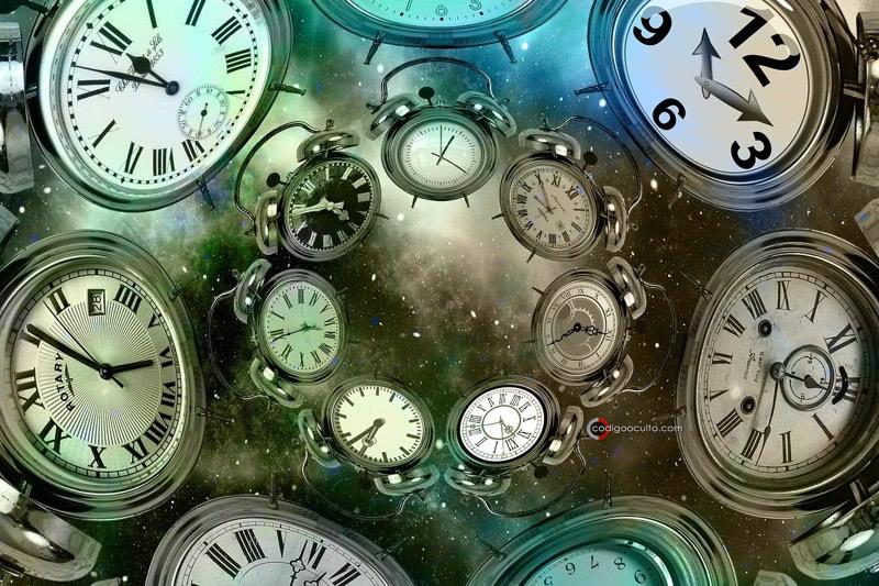 Sincromisticismo y viajes en el tiempo