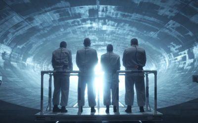 ¿Está China construyendo un túnel del tiempo y del espacio? Lo niegan todo, pero…