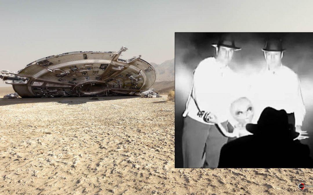 Tres cuerpos alienígenas recuperados en 1941, reveló reverendo de Missouri