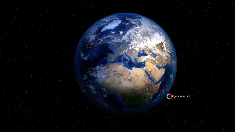 Un lado de la Tierra está enfriándose más rápido
