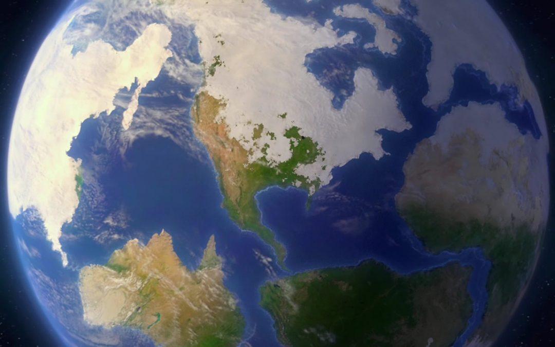 Un lado de la Tierra se está enfriando mucho más rápido que el otro