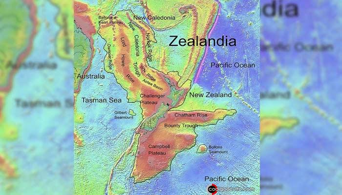 Abel Tasman tenía razón al decir que Nueva Zelanda era un «Nuevo continente»