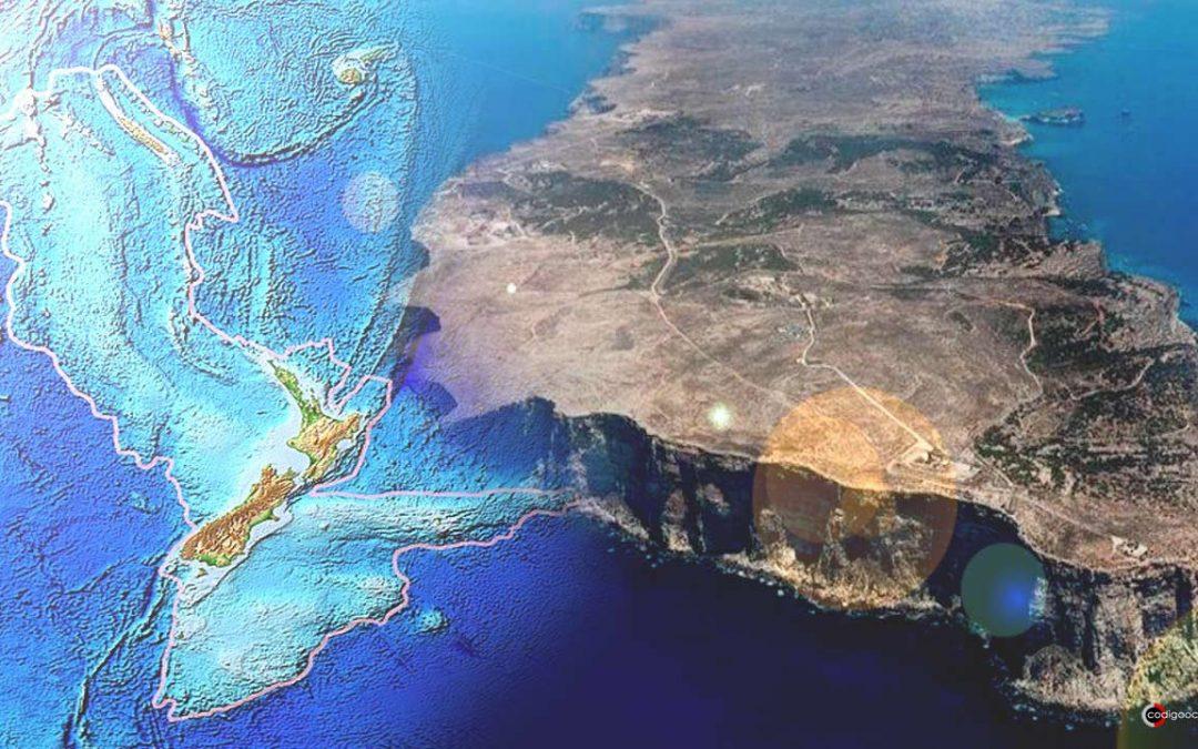 Zelandia, el continente perdido que fue encontrado luego de casi 400 años