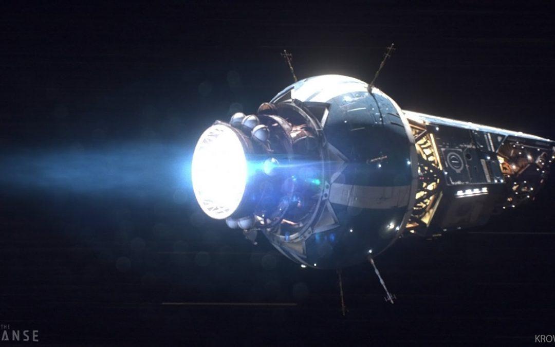 Motor «Direct Fusion Drive» nos llevaría más allá de Neptuno en solo 10 años
