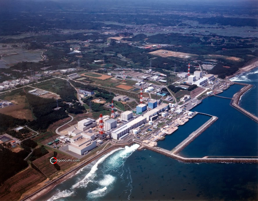 El accidente nuclear de Fukushima comenzó en la central nuclear Fukushima I el 11 de marzo de 2011