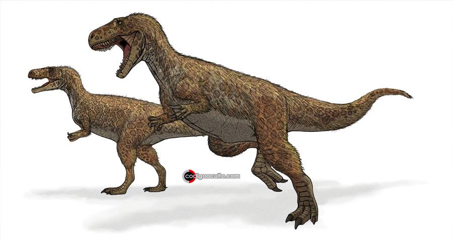 Megalosaurus es un género de dinosaurios terópodos grandes carnívoros del período Jurásico de lo que ahora es el sur de Inglaterra
