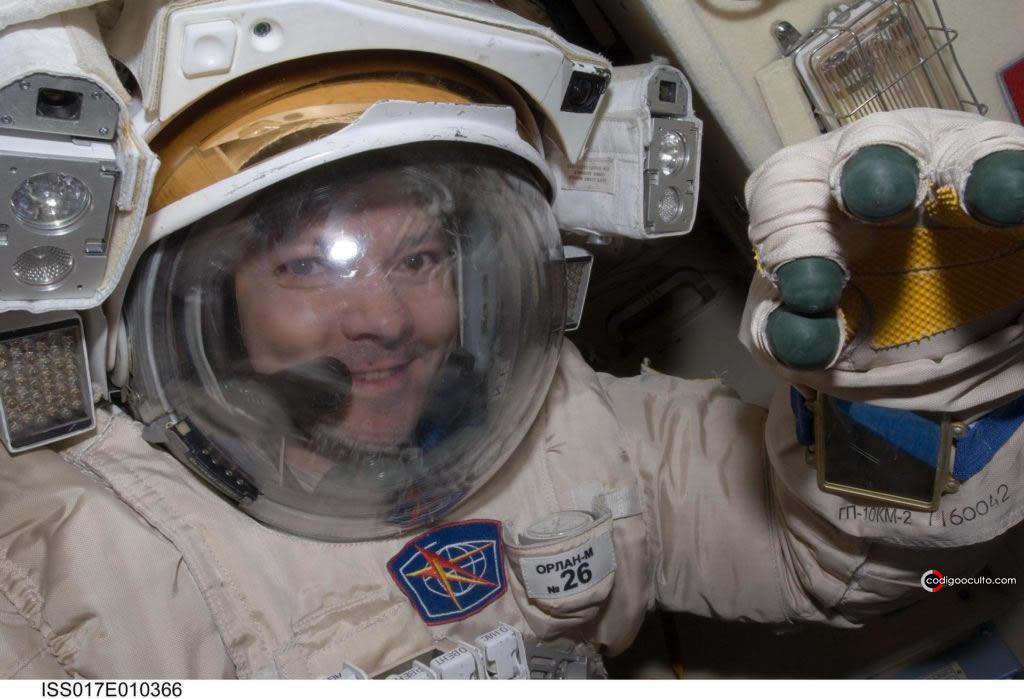 Oleg Kononenko, cosmonauta ruso