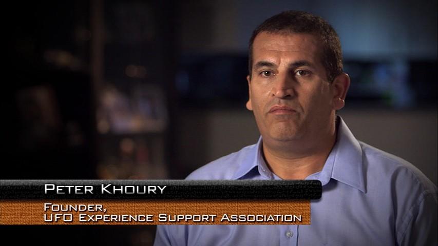 Peter Khoury, el protagonista de este incidente