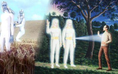 Incidente de abducción de Peter Khoury y una muestra de «cabello alienígena»