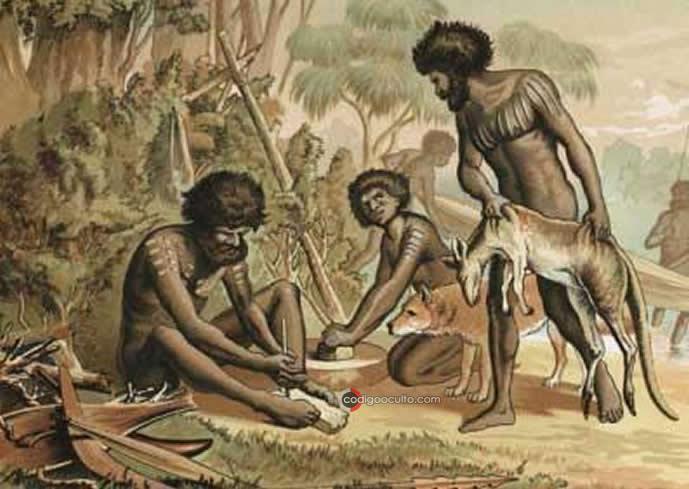 Representación de aborígenes australianos
