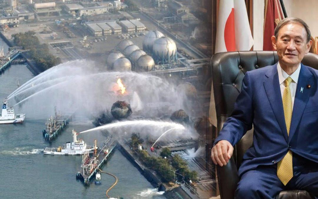 """Japón confirma que lanzará agua radiactiva al océano y """"pide perdón"""""""
