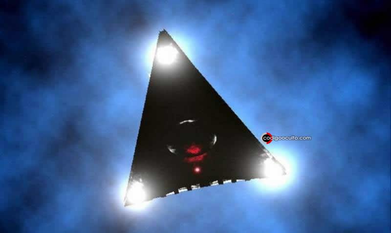 ¿Podría el objeto volador triangular visto en el vídeo tratarse de un TR-3B?