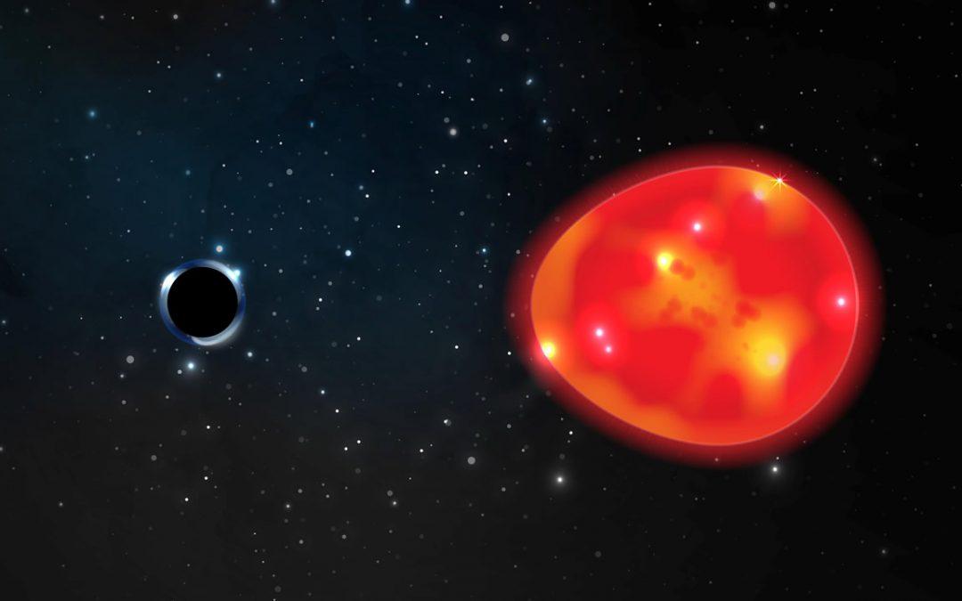 Astrónomos han detectado el agujero negro más cercano a la Tierra