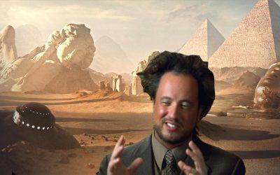 Preparan película de «Alienígenas Ancestrales» de mano de creadores de «Cobra Kai»