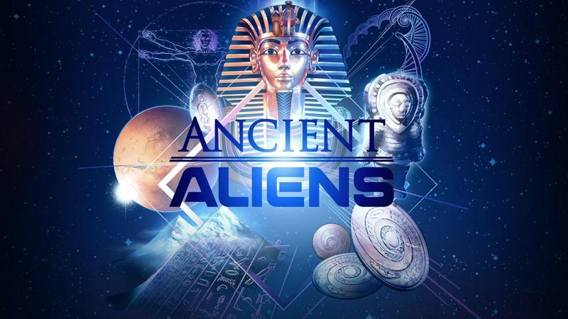 Imagen promocional de Ancient Aliens