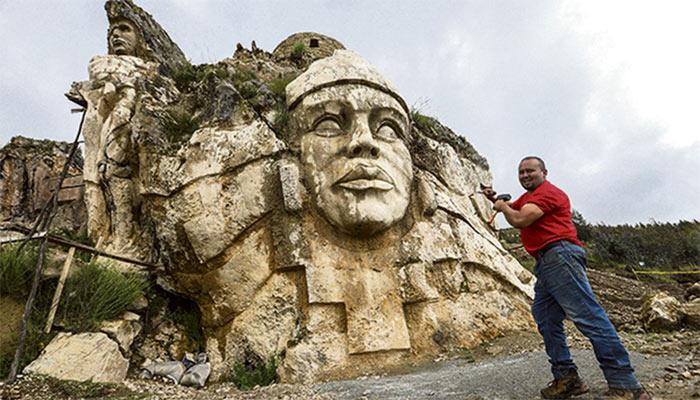 Michael Monteagudo Mejía y la construcción de Pachamama