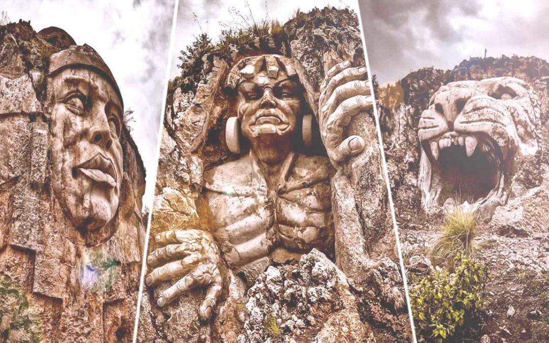 Apukunaq Tianan, el moderno monumento a los dioses andinos en Cusco (VÍDEO)