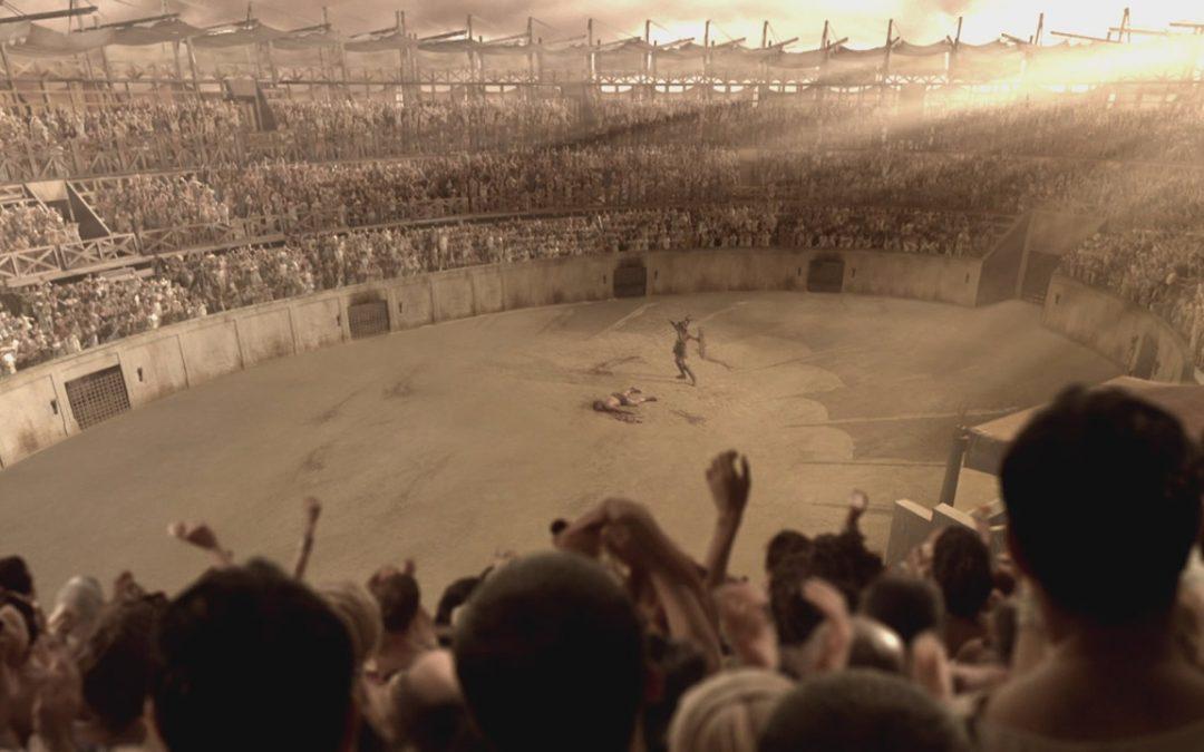 Descubren una Arena de Gladiadores de la época romana en Turquía