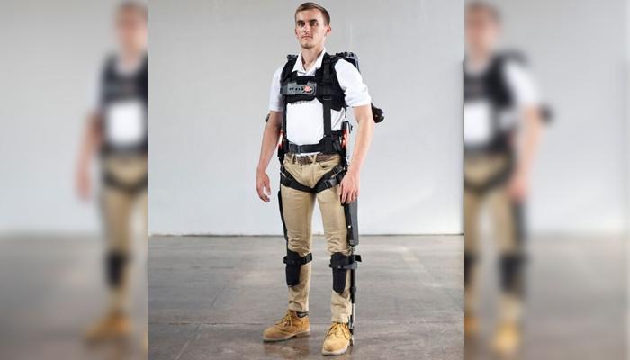 El traje de SuitX aumentaría la fuerza y disminuiría el cansancio al mínimo