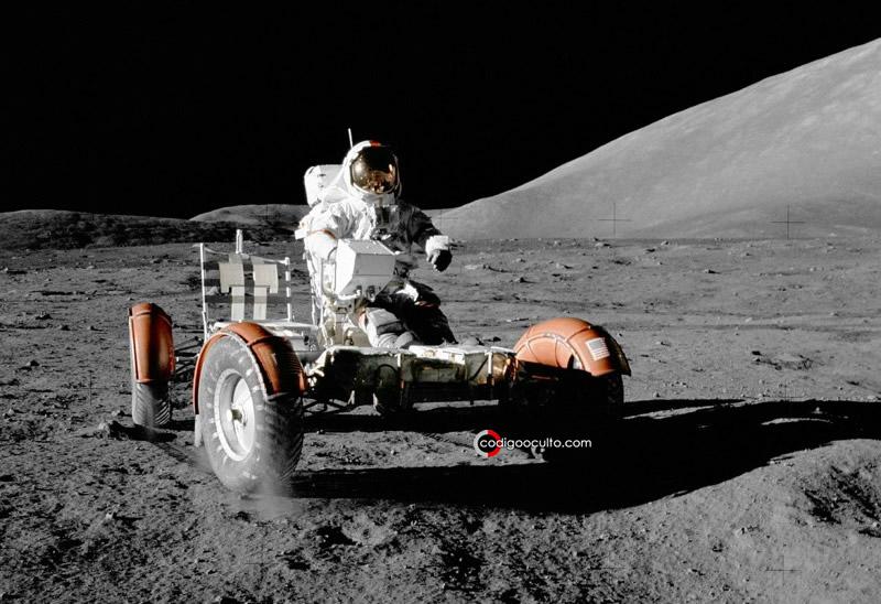 Fotografía de la misión Apollo