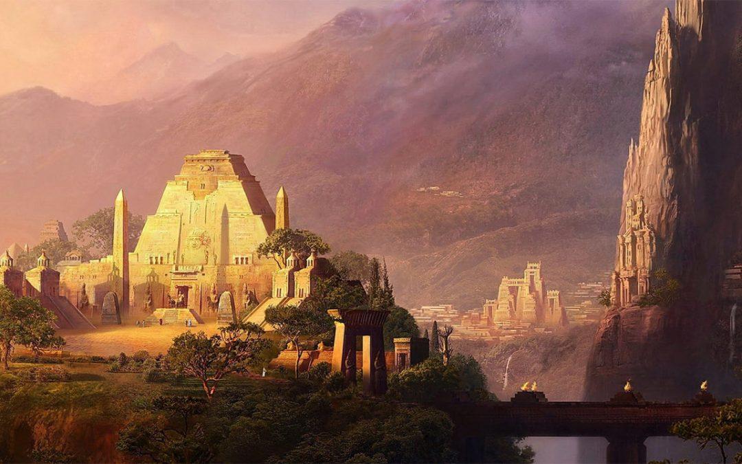 Cinco enigmáticas y legendarias ciudades perdidas en la historia (VÍDEO)