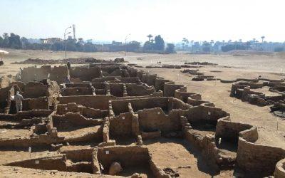 Hallazgo del siglo: «ciudad dorada perdida» de 3.000 años descubierta en Egipto