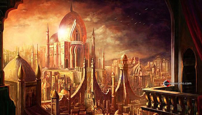 La Ciudad de Julfar es, posiblemente, la ciudad perdida árabe más famosa, con una época de esplendor de 1000 años