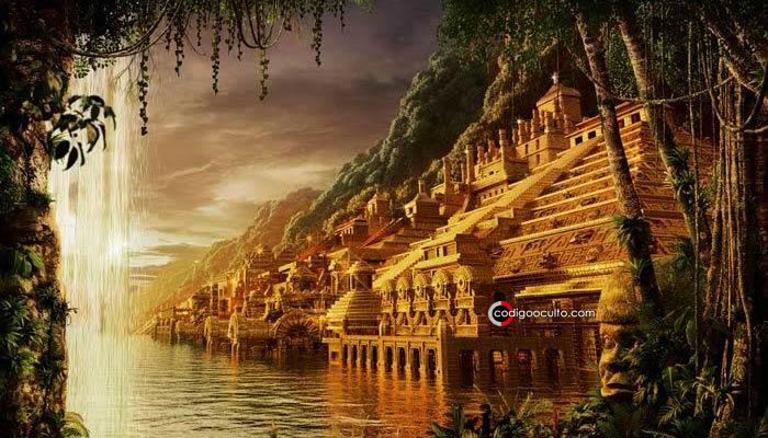 El Dorado es una las leyendas más famosas de ciudades perdidas