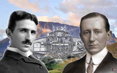 ¿Fundaron Nikola Tesla y Marconi una ciudad subterránea en América del Sur?