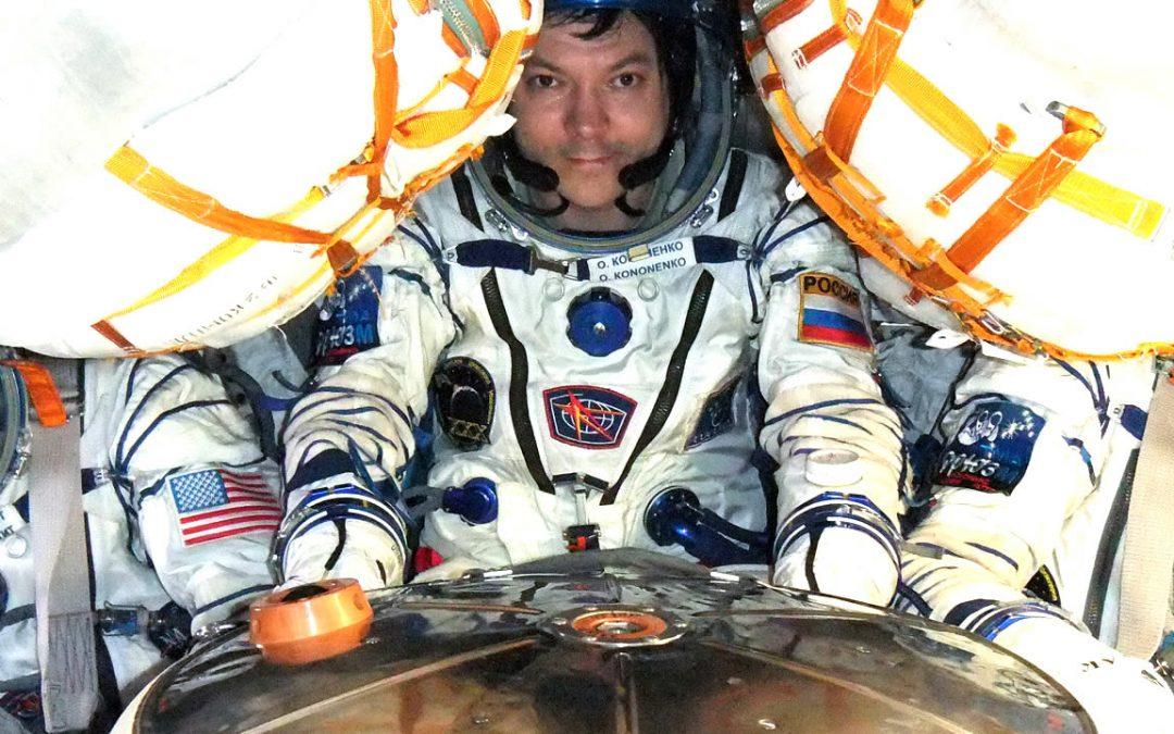 Cosmonauta ruso Oleg Kononenko revela que cree en «extraterrestres»