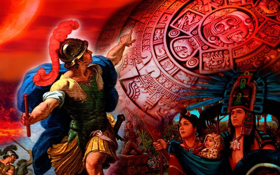 «El día que el Sol y la Luna se detuvieron en el cielo», según mitos aztecas