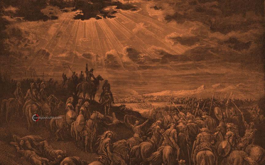 Hace miles de años, el Sol se detuvo en el cielo, según historias bíblicas