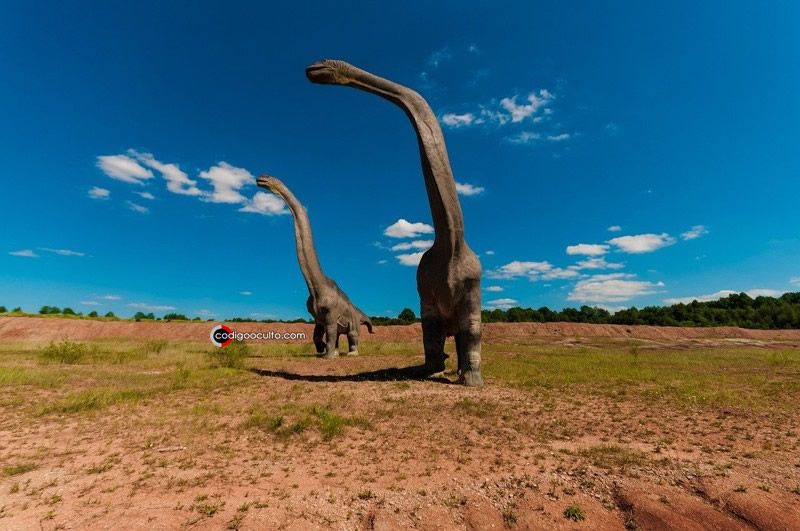 Introducir dinosaurios en nuestro ecosistema podría causar un grave problema.