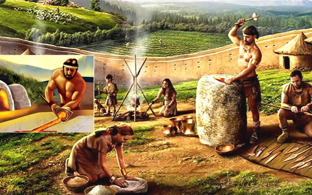 Edad del Cobre: la época cuando la metalurgia dominó el mundo