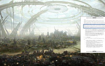 Expediente Enigma: «Ellos vieron ciudades alienígenas experimentando con visión remota» (VÍDEO)