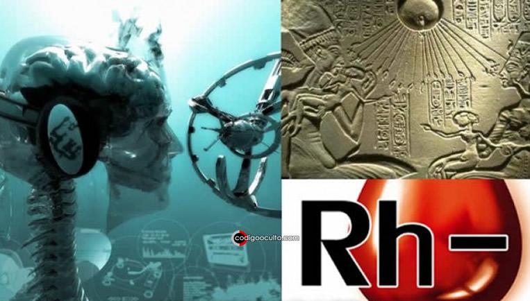 El factor RH- se ha relacionado a un posible origen extraterrestre