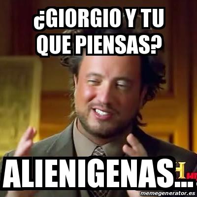 Clásico meme de Giorgio