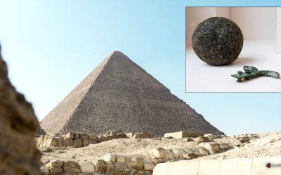 Tesoro perdido de la Gran Pirámide: El misterioso caso de las reliquias de Dixon