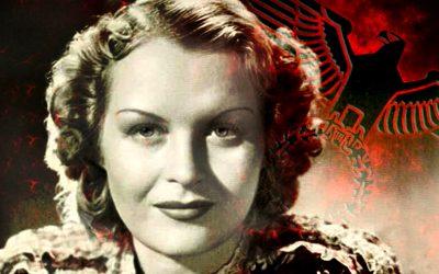 Hilda Krüger, espía que nazis enviaron a México y «encandiló» a las élites del país