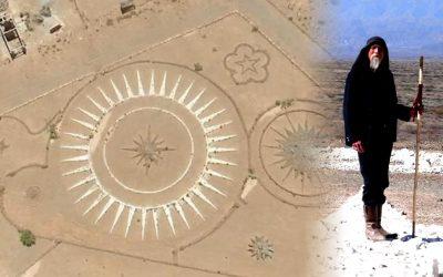 Desaparece el hombre que construyó plataforma de aterrizaje OVNI