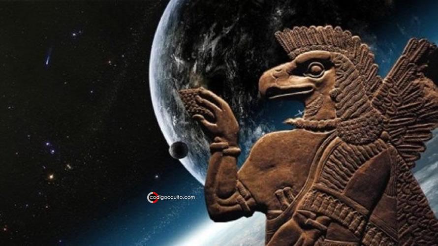 Antiguos manuscritos mencionan que los Anunnaki que fueron responsables del «pequeño empujón» de la humanidad