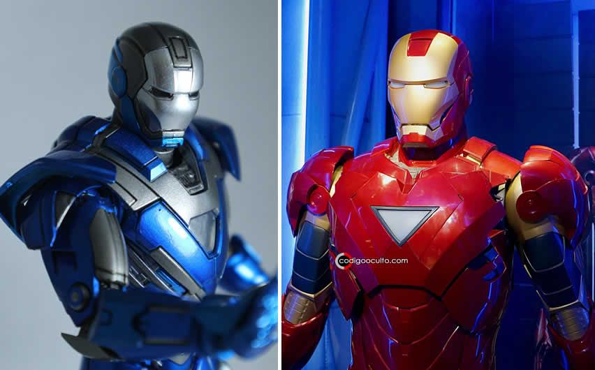 Los trajes de Ironman podrían ser una realidad en un futuro cercano
